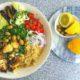 νηστίσιμη σαλάτα κινόα