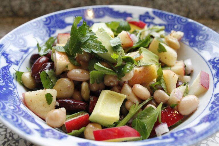salata-fasolia